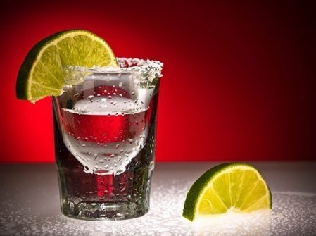 Как пить текилу видео