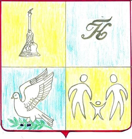 Рисунки флагов семьи