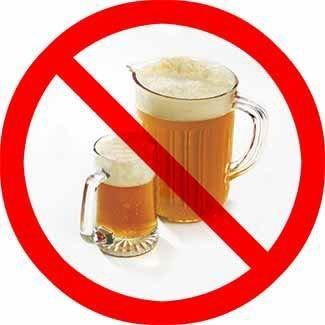 Как бросить пить пиво