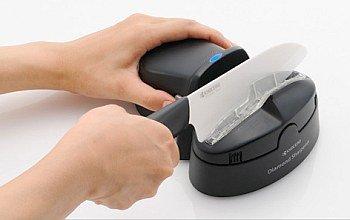 Как точить ножи керамические