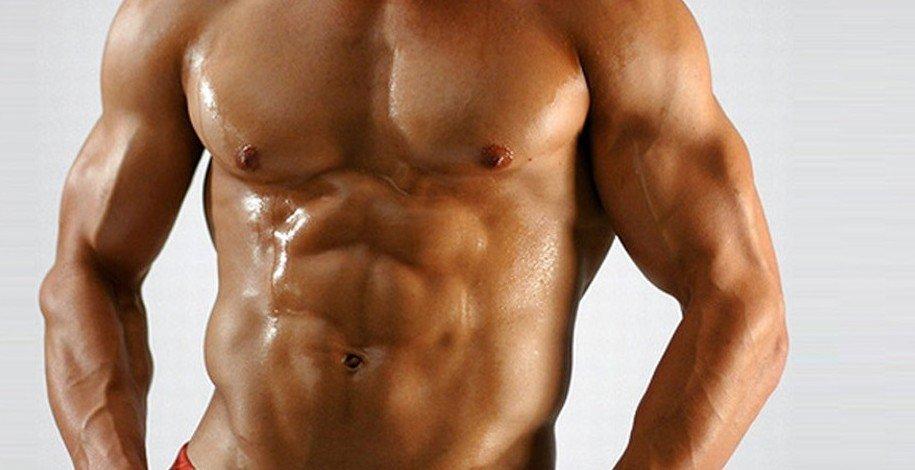 жир на животе и боках у мужчин