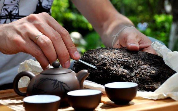 как правильно заваривать чай пуэр рассыпной