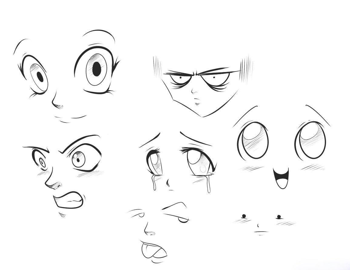 Можно ли рисовать аниме