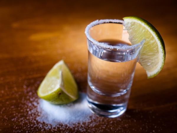 Как правильно пить текилу видео