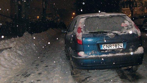 Как ездить на литовских номерах в России