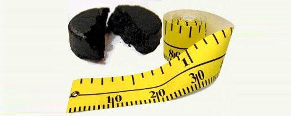 Как похудеть с помощью активированного угля бесплатно