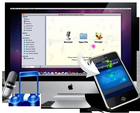 Как сделать рингтон для iphone 4s