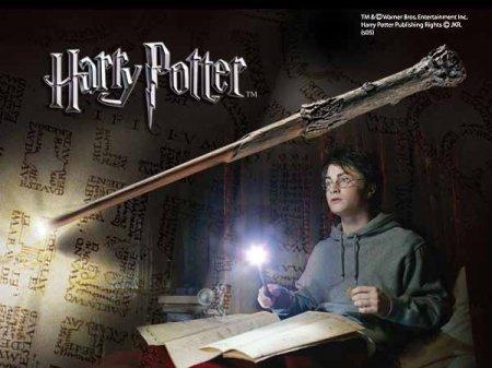 Как сделать волшебную палочку как у Гарри Поттера