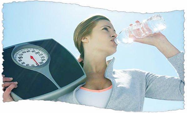 что из питья для похудения