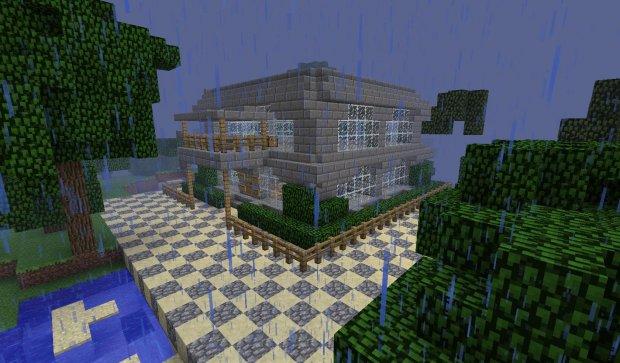 Как Minecraft приватить территорию