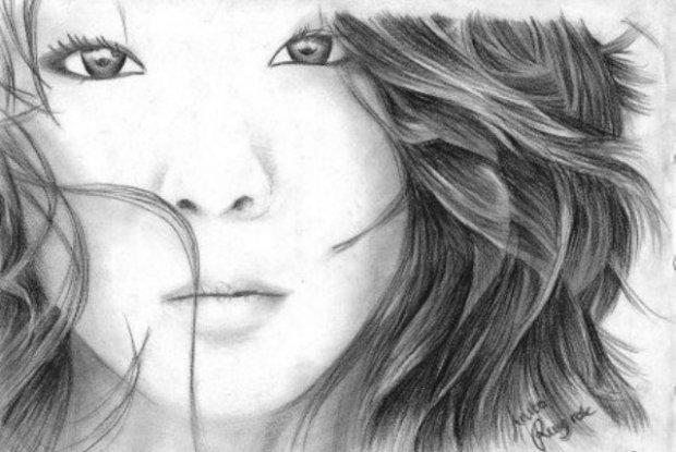 как рисовать нос человека: