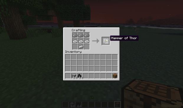 Как сделать железный слиток в Minecraft