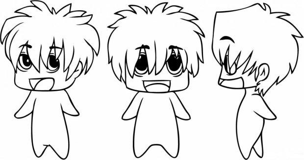 Как рисовать глаза аниме
