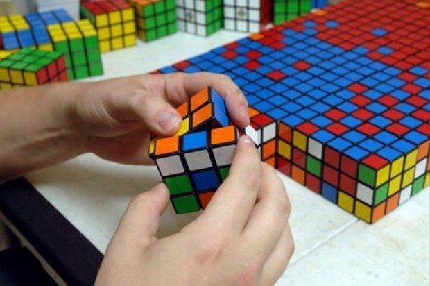Сделать кубик для игры