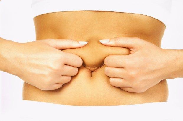 убрать жир живота программа