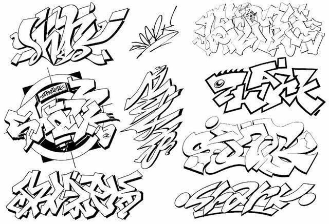 рисунки на бумаге для начинающих: