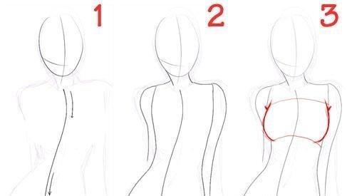 Как рисовать людей