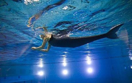 Как стать русалкой с силой но без хвоста
