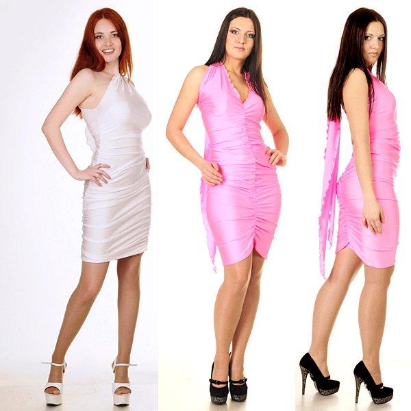 Как шить платье
